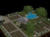 Jardim Comunitário do Centro