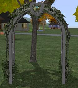 Arco de Casamento Trellisor