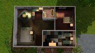 Basicamente uma Casa, interior