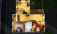 Condomínio Costeiro, segundo andar