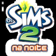 Logo Os Sims 2 Na Noite