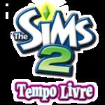 Logo The Sims 2 Tempo Livre