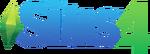 Logo The Sims 4 (segunda versão)