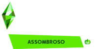 The Sims 4 - Assombroso (Logo)
