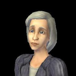 Greta Caixão (The Sims 2)
