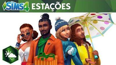 The Sims 4 Estações Trailer Oficial de Anúncio