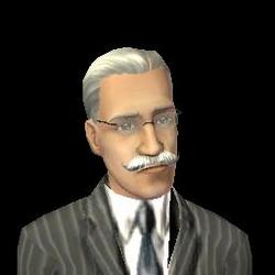 Victor Caixão (The Sims 2)