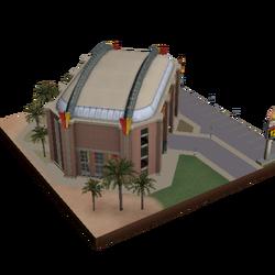 Estádio das Lhamas Sortudas