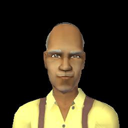 Patrício Montez (The Sims 2)