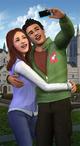 Render The Sims 3 Vida Universitária 02