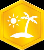 Ícone The Sims 4 Ilhas Tropicais (Primeira Versão)