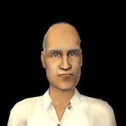 Jessé dos Encantos (The Sims 2)