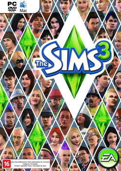 Packshot The Sims 3 (V1)
