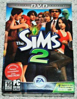 The Sims 2 Edição Especial DVD