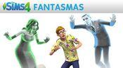 The Sims 4 Trailer Oficial dos Fantasmas