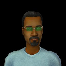Dario nas Nuvens (The Sims 2)