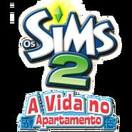 Logo Os Sims 2 A Vida no Apartamento