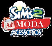 Logo Os Sims 2 H&M Moda