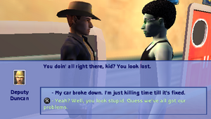 Talk To... TS2 PSP
