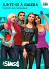 Capa The Sims 4 Junte-se à Galera