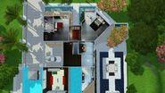 Vila de Luxo, segundo andar