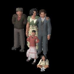 Família Morgan