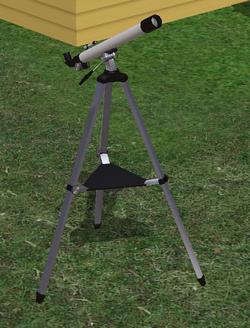 Telescópio 'AstroMágico'