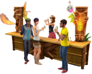 The Sims 4 Render 23