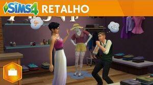 The Sims Ao trabalho Trailer Oficial do Gameplay de Retalho