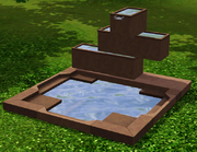 Banheira de Hidromassagem Curso D'água