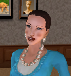 Betty Newbie - The Sims 2 Pets (console)