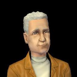 Brad Subúrbio (The Sims 2)