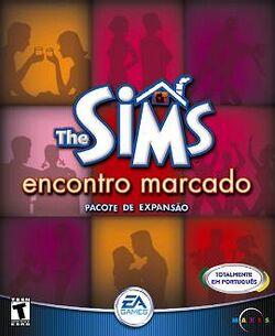 Capa The Sims Encontro Marcado