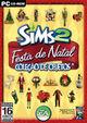 Capa The Sims 2 Festa de Natal