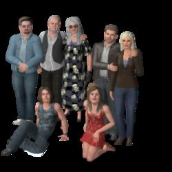 Família Racket