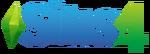 Logo Os Sims 4