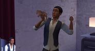 Boneco Vodu em The Sims 4