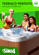 The Sims 4 Terraço Perfeito Capa