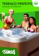 Capa The Sims 4 Terraço Perfeito