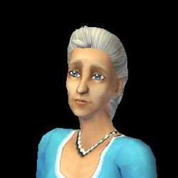 Margarete Novato (The Sims 2)