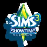 Logo Os Sims 3 Showtime