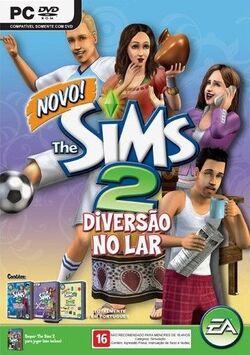 The Sims 2 Diversão no Lar