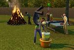 The Sims 3 Vida Universitária 21