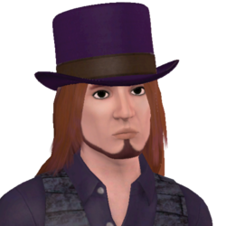 Gusmão Caixão (The Sims 3)