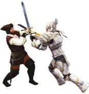 Piratas & Nobres Render 5