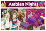 Tema - Noites Arábicas - The Sims Social