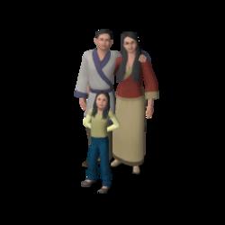 Família Hua