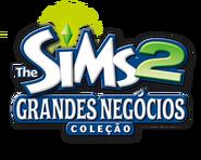 Logo The Sims 2 Grandes Negócios