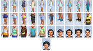 The Sims 4 - Bebês (Itens 2)