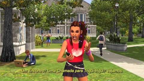 Os Sims 3 Vida Universitária Pack de Expansão Vídeo do Produtor